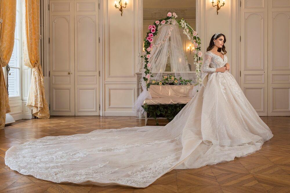 photographe Paris robe de soirée