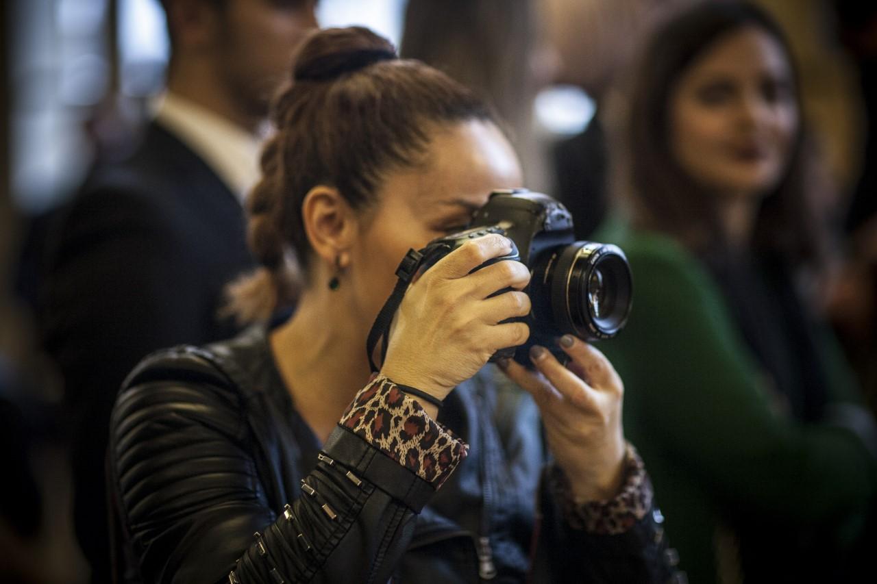 PHOTOS SHOOTING BACKSTAGE DEFILÉ PARIS
